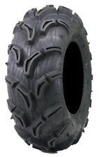 Set (2) 26-9-12 & (2) 26-11-12 Maxxis Zilla ATV UTV Mud Tires 26x9-12 26x11-12