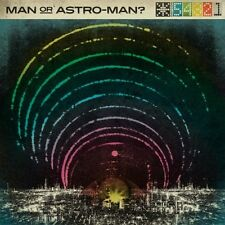 Man Or Astro-Man Defcon 5 4 3 2 1 Vinyl LP Record & MP3 download! astroman! NEW+