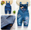 26-style-Kids-Baby-Boys-Girls-Overalls-Denim-Pants-Cartoon-Jeans-Casual-Jumpers thumbnail 15