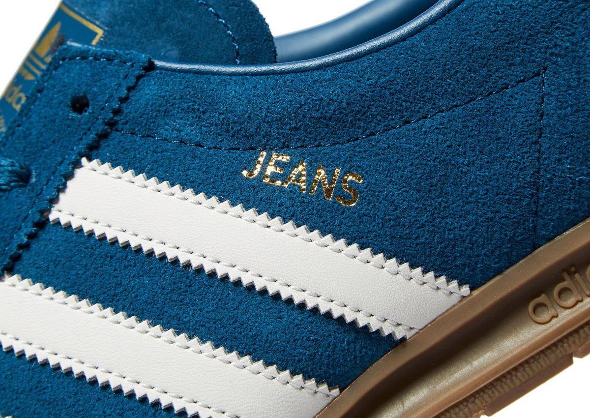 Adidas Originals JEANS Trainer, Nuevo Y En En En Caja Casuals Kegler Raro Agotado Reino Unido 9 ff5aa6