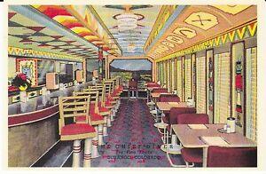 Durango-CO-034-The-Chief-Diner-Cafe-034-Restaurant-Postcard-Colorado-FREE-SHIP