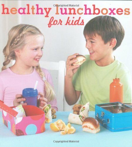 Healthy Lunchboxes for Kids By Amanda Grant. 9781845977054