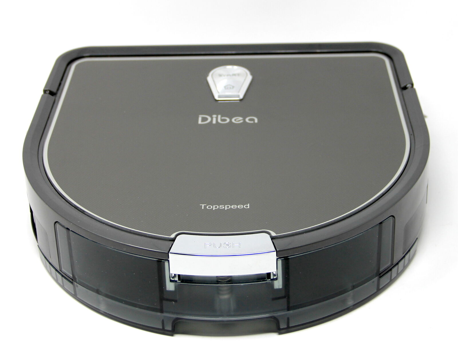 Dibea Robotic Vacuum and Mop Cleaner, Strong Suction Self-Charging DT966