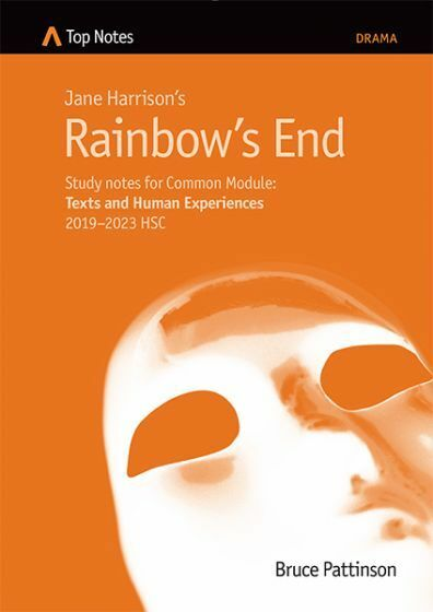HSC English Top Notes study guide Rainbow's End