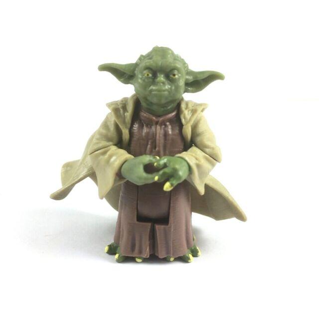 rare Star Wars Jedi Master SAGA Series Yoda hasbro 2.0