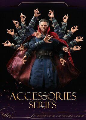 1:6 DJ-CUSTOM The Avengers The Shape Of Aiken Doctor Strange Moved Hands Model