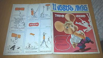 Sticker Albums, Packs & Spares Hearty Album Figurines Pavesi-il Vostro Friend Mouse Gigio-1968 Collectibles Rare