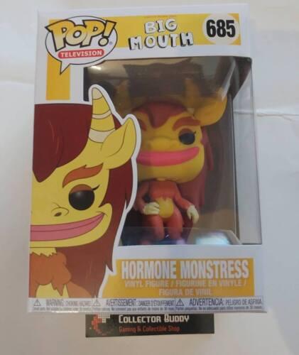 Television 685 Netflix Big Mouth Hormone Monstress Pop Vinyl Figure Funko Pop