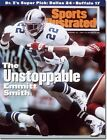 January 31, 1994 Emmitt Smith, Dallas Cowboys Sports Illustrated A