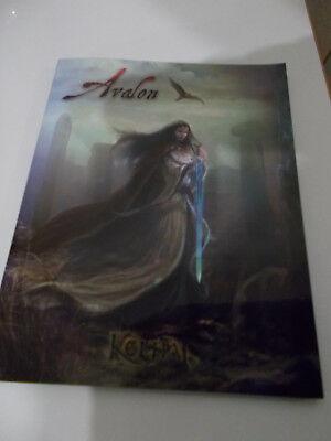 Avalon-keltia Rpg Supplemento Medioevo Re Artù-mostra Il Titolo Originale I Clienti Prima Di Tutto