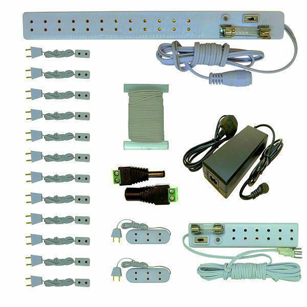 CASA delle Bambole Illuminazione estrellater Kit (02795)