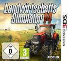Landwirtschafts-Simulator 14 (Nintendo 3DS, 2014, Keep Case)