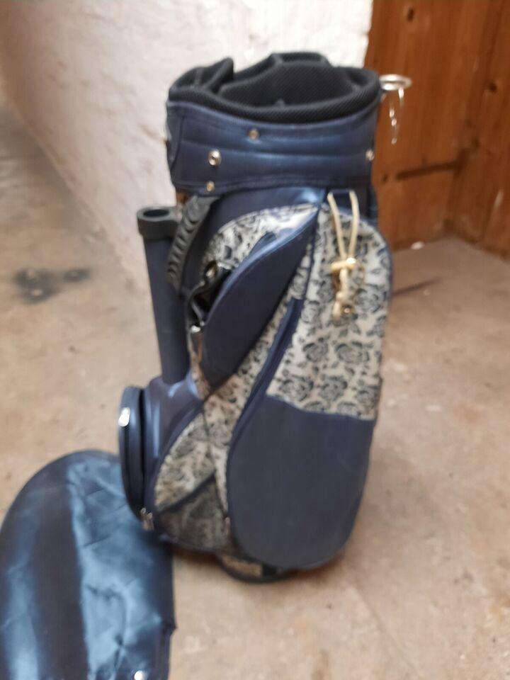 Golftaske, Bennington