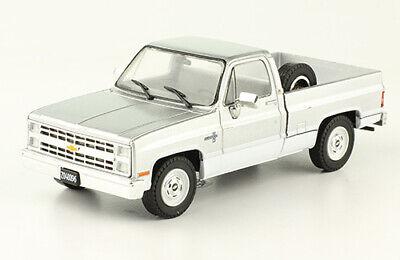 Chevrolet Silverado C-10 1986 AQV16 Auto 1//43 Salvat Inolvidables 80//90