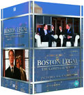 Boston Legal - Series 1-5 - Complete (DVD, 2009, Box-set)