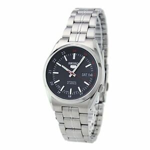 Seiko Men's SNKG23J1 '5' Automatic Stainless Steel Watch