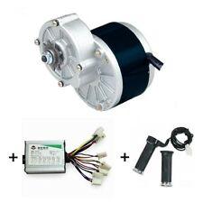 MY1016Z3 350W + Motor Controller + Twist Throttle + Brake, DIY Electric Bicyc...