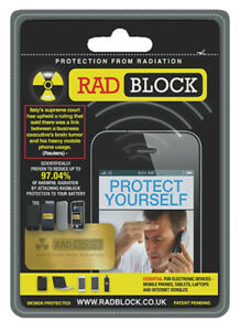 Radblock Protection Radiation Absorber For Mobiles