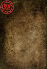BROWN PATTERN WALLPAPER BACKDROP BACKGROUND VINYL PHOTO PROP 5X7FT 150x220CM