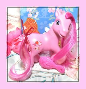 My-Little-Pony-MLP-G3-Wish-I-May-2006-Valentine-Target-Release-Heart-Bouquet
