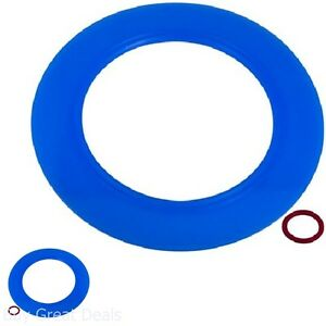 Flush Valve Seal Kit Replacement Part O-ring And Gasket New