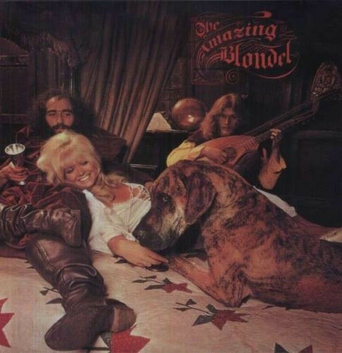 """The Amazing Blondel:  """"The Amazing Blondel / A Few Faces""""  (2on1 CD Reissue)"""