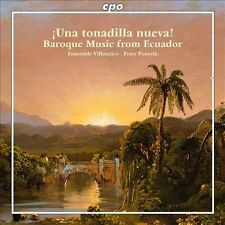 Baroque Music from Ecuador, New Music