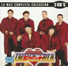 Industria Del Amor CD NEW Mas Completa Coleccion SET Con 2 CD's 30 Canciones !