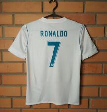 item 3 Real Madrid Home football shirt 2017-2018  7 RONALDO kids 9-10 y.  jersey Adidas -Real Madrid Home football shirt 2017-2018  7 RONALDO kids  9-10 y. ... 582203c01
