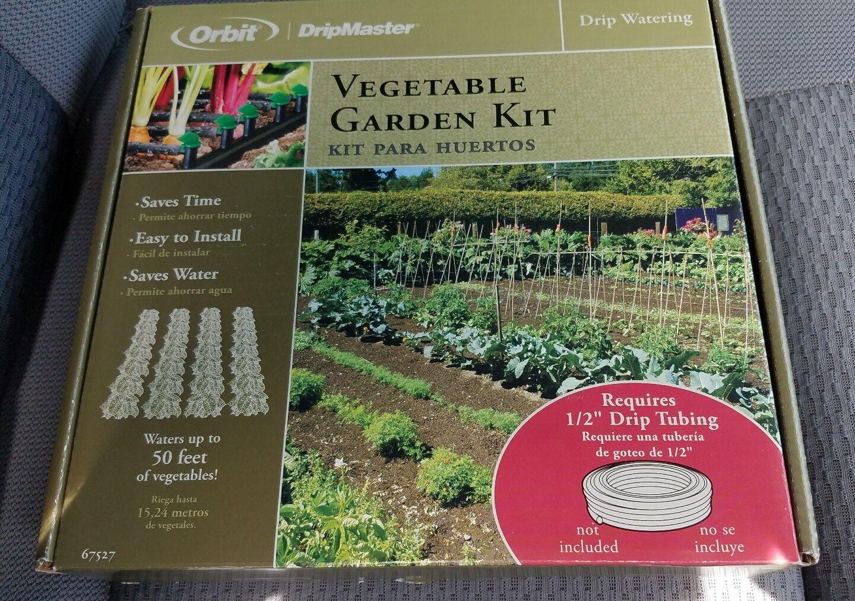 Orbit Underground 67527 57-Piece Vegetable Garden Soaker System