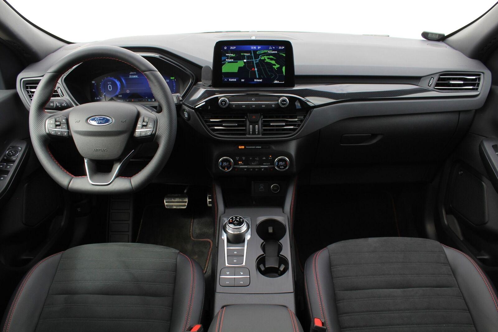 Ford Kuga 2,5 PHEV ST-Line X CVT - billede 8