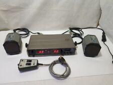 Kustom Electronics Hawk Police Radar System Complete Police Traffic