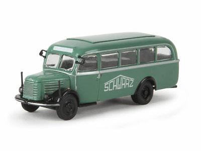 Auto- & Verkehrsmodelle Brekina 58006 Steyr 380/ii Werkstattwagen Schwarzbau Von Starline 1:87 Neu Spezieller Sommer Sale Modellbau