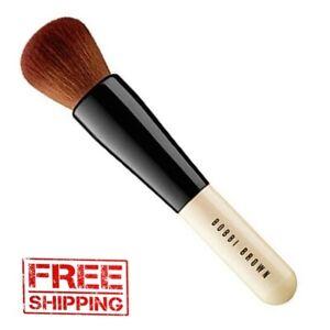 BOBBI-BROWN-Full-Coverage-Face-Foundation-Powder-Brush-Brand-New-Sealed