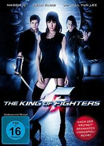 The-King-of-Fighters-DVD-Action-Gebraucht-Gut