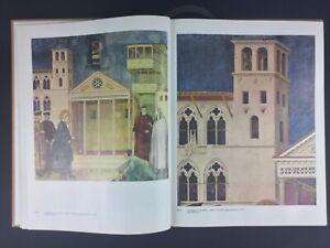 Livre-L-039-oeuvre-de-Giotto-par-Flammarion-034-Les-Classiques-de-l-039-Art-034-illustre