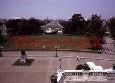 Washington DC Monument Distant View 1964 Kodak 35mm Slide 3