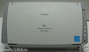 CANON 2510C SCANNER DRIVER UPDATE