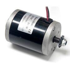 12 Volt 100 Watt MY6812 Electric Motor with sprocket