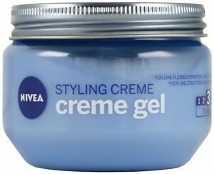 Hair Styling Creme Nivea Hair Styling Cream Gel  Ideal For Perfect Hairstyle  150 .