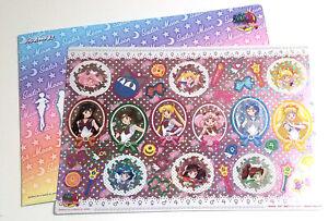 Sailor Moon Metal sheet sticker