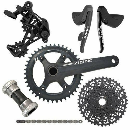 SRAM APEX1 1x11 Speed Machanical Brake PG-1130 11-42T Groupset Kit 7pcs