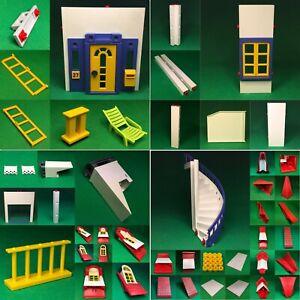 Playmobil-Ersatzteile-fuer-Wohnhaus-3965-7336-7337-7338-Pm85