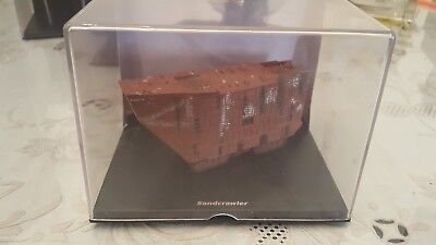 STAR WARS DEAGOSTINI STARSHIPS /& VEHICLES COLLECTION ISSUE 26 JAWA SANDCRAWLER