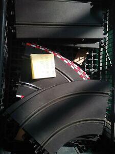 Polistil 1/32 binari dritti curve x pista elettrica
