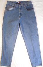 Tommy Jeans Size 33 X 34 Measured 33 X 33 Freedom Hilfiger Denim Pair Jeans Blue