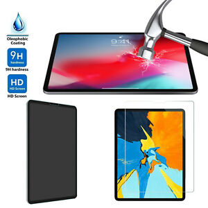 Screen-Protector-for-iPad-Pro-11-034-Tempered-Glass-High-Definition-9-Hardness