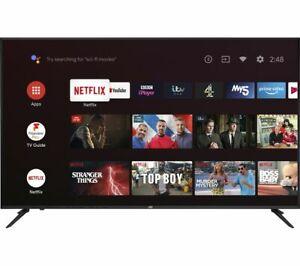 "JVC LT-58CA810 Android TV 58"" Smart 4K Ultra HD HDR LED TV Google Assistant"