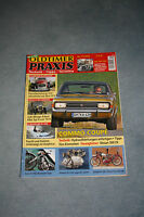 Oldtimer Praxis 1/2010, Opel Commodore GS, top