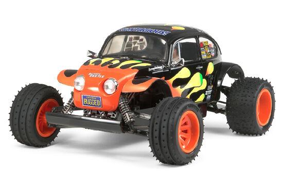 Three Battery Super Deal  Tamiya 58502 Blitzer Beetle RC Kit